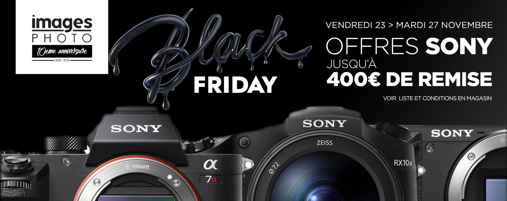 BF Sony 27 novembre