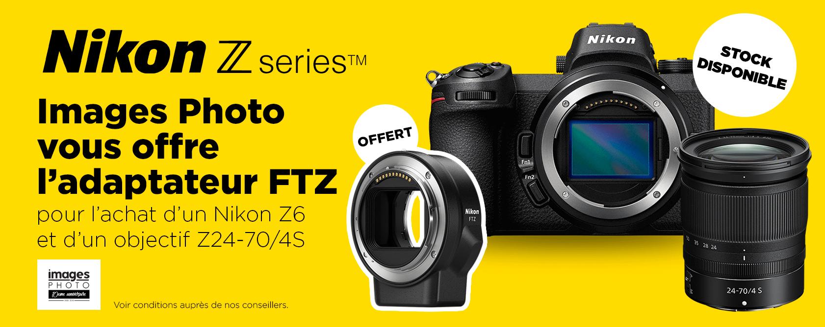 Nikon Z6 +obj
