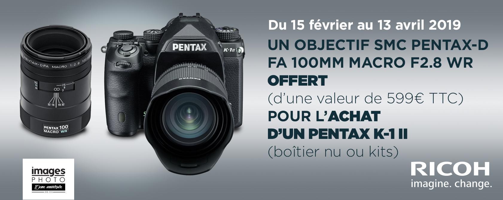 Ricoh Pentax K1II 13 avril