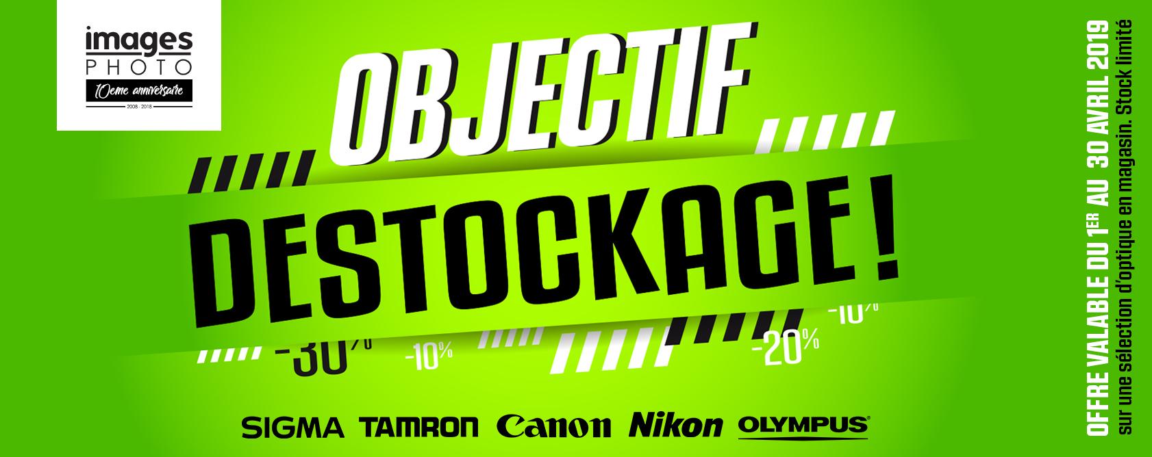 Objectif Destockage