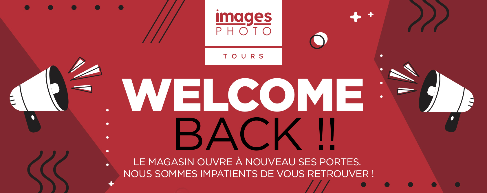 Welcom Back !
