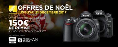 Nikon - Offres de remboursement Hiver