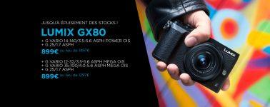 Offre Lumix GX80