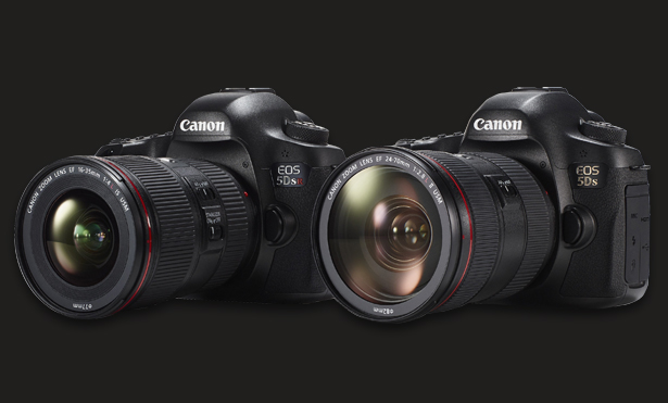 Matériel photo Canon EOS 5ds